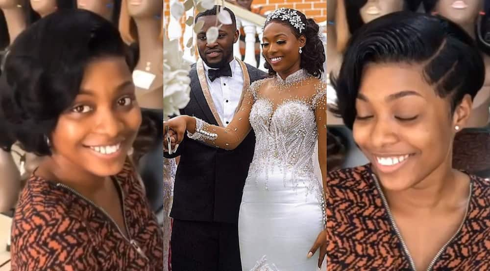 Lady says Kennedy and Tracy Osie's marriage will end in tears; fans tear her apart