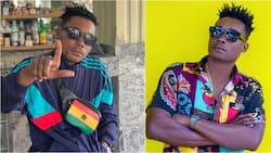 Meet Jah Lead, the police officer and singer who wrote the lyrics for Kinaata's hit song (Video)