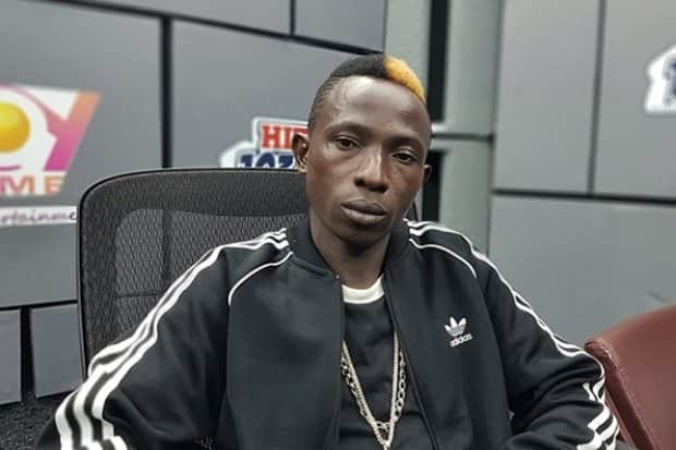 Patapaa releases new track with interesting new words (Video)