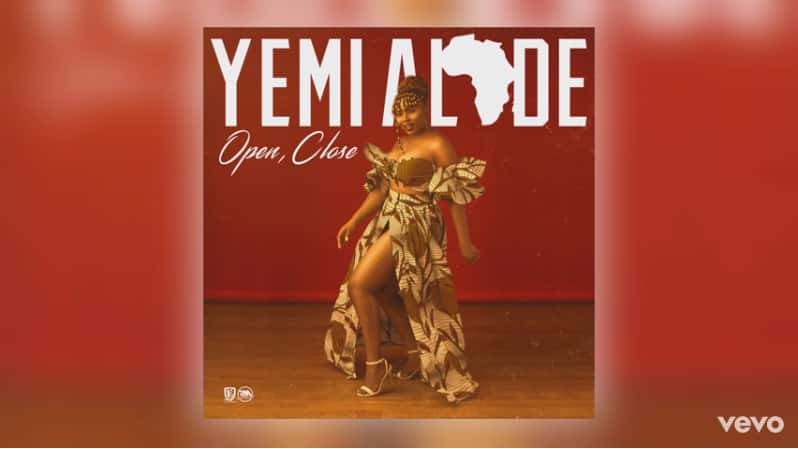 Yemi Alade - Open, Close