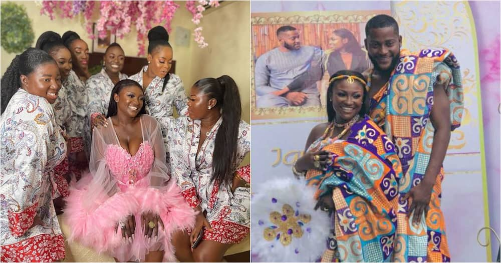 Abena Moet: Alleged lover of presenter's husband speaks; narrates broken heart story
