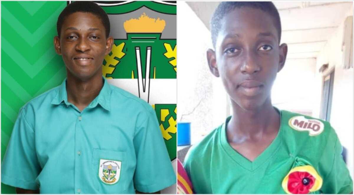 Meet AUGUSCO's quiz genius 'Newton' who stunned Ghanaians at the NSMQ