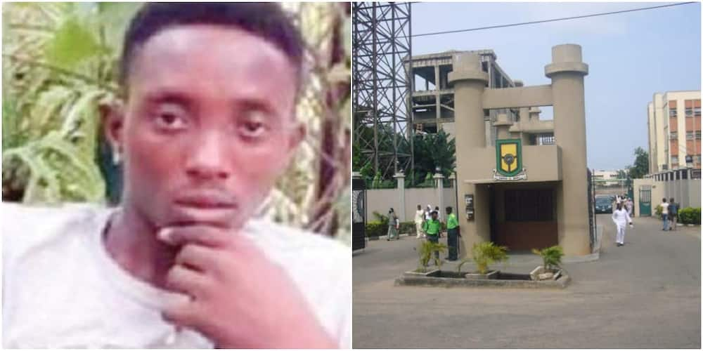 Tosin Osatuyi lost his life on the day he wrote his final paper.