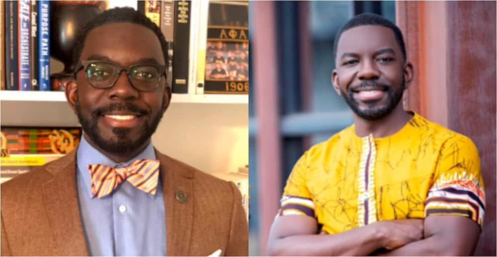 Through God, anything is possible - Ghanaian author declares as he earns PhD from top US university