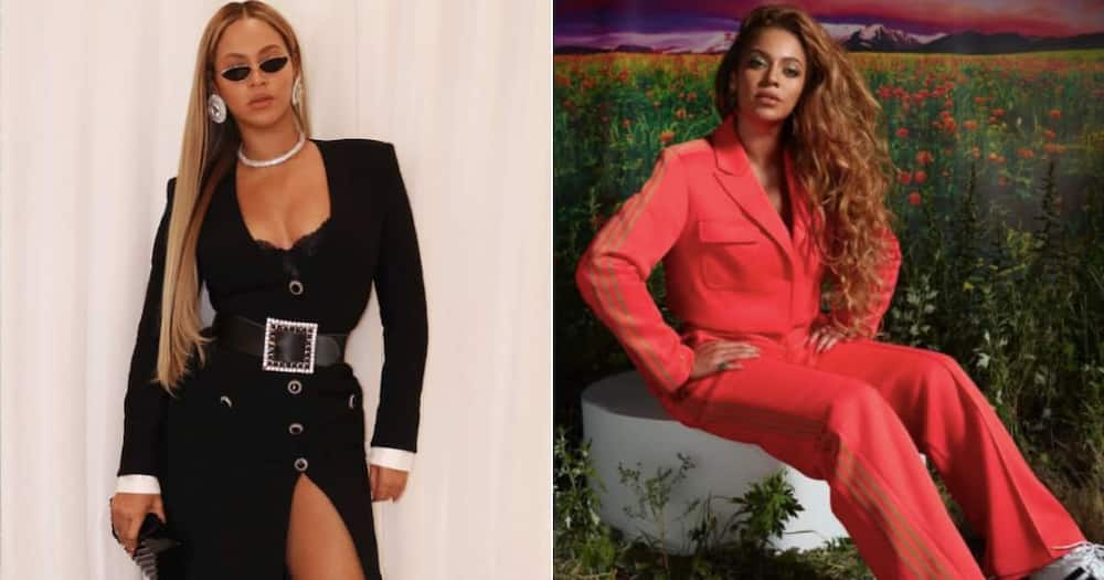 Beyoncé has suffered miscarriages but she's not a mother of three to Blue Ivy, Rumi and Sir.