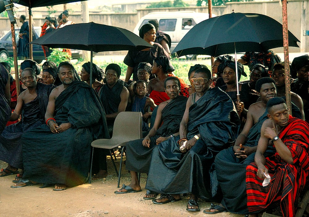 Mole-Dagbon tribe