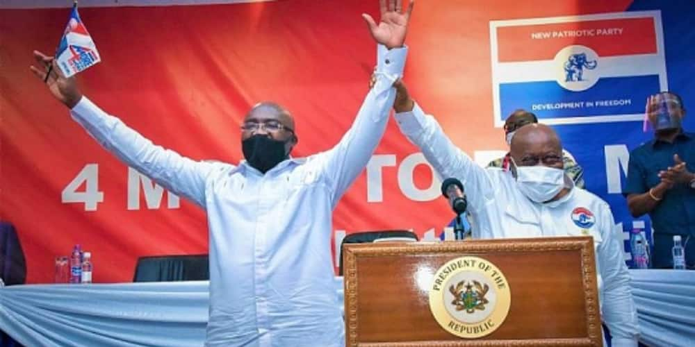 Analysis: Bawumia as presidential candidate in 2024 will benefit the NPP