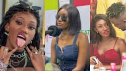 I live for Christ; I have removed all 15 piercings from my body - Wendy Shay boldly declares