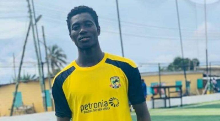 Ibrahim Adom: Young Ghanaian footballer who plays Hobro IK in Denmark passes away