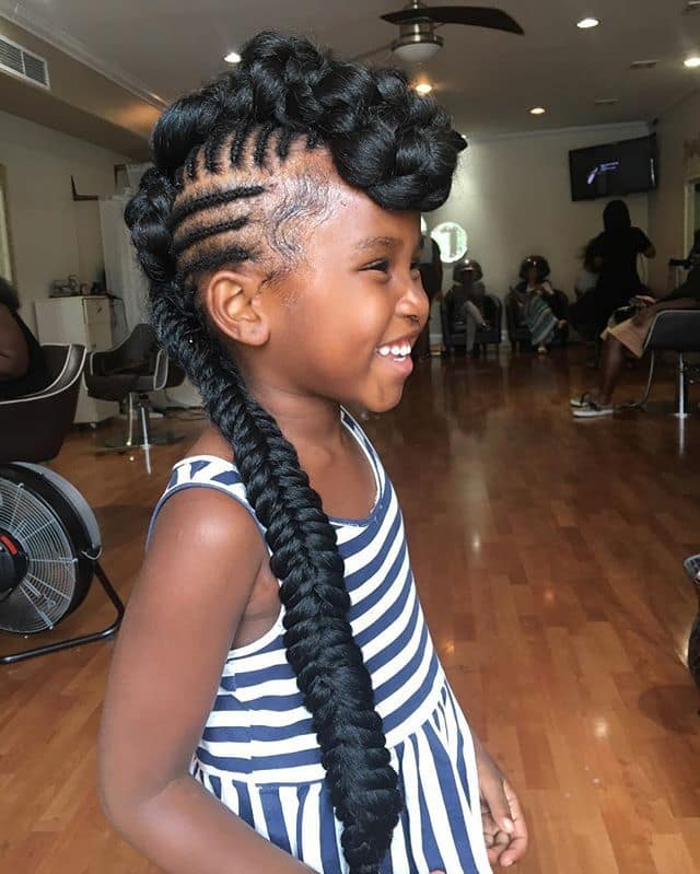 African braids for kids