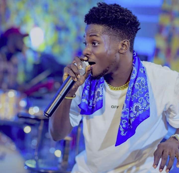 Kuami Eugene: I used to sell my CDs in trotro but nobody bought it