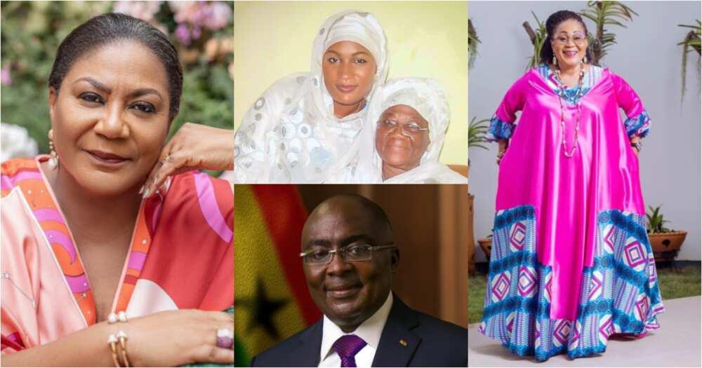 Mother's Day: Bawumia, Rebcca Akufo-Addo, Lordina Mahama, honour mums with heartwarming message