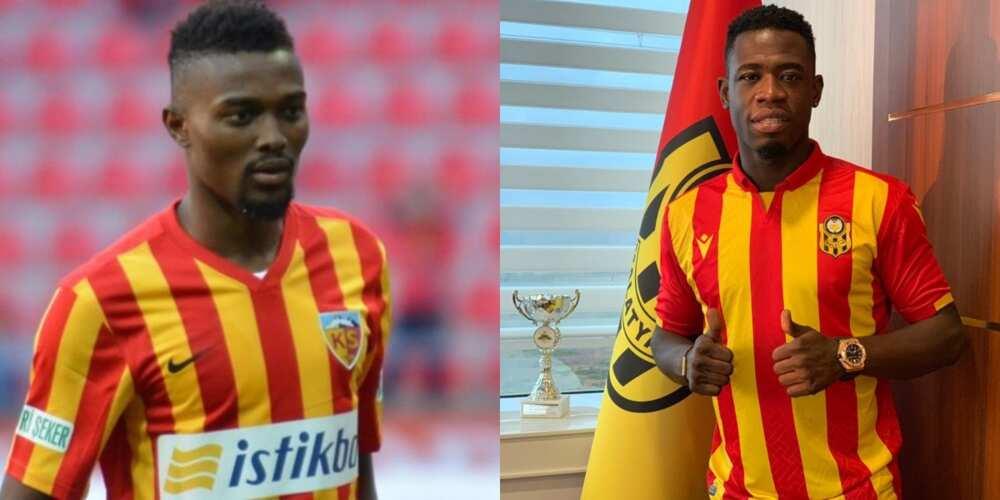 Bernard Mensah and Afriyie Acquah suffer relegation in Turkey
