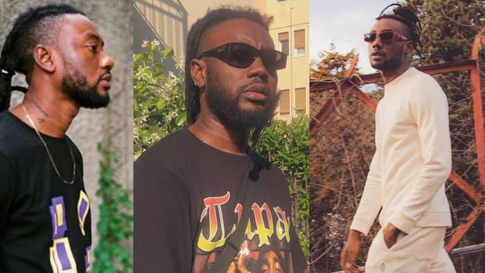 I'm a homosexual, do you hate gay men? - Pappy Kojo dazzles Giovani on live TV