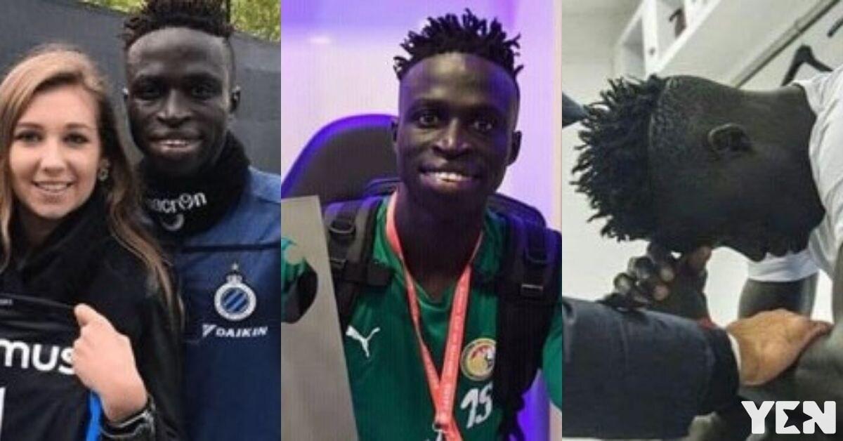"""Meet Krepin Diatta: The Senegal player suffering """"racist"""" attacks from Africans"""