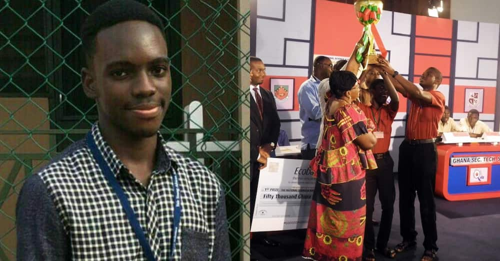 16-year-old boy who emerged best science student in Ghana for 2020 admitted to MIT & Columbia