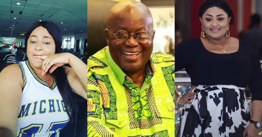 Matilda Asare: Kumawood Actress Slams #fixthecountry Protesters; says Ghana has no Problem in Video