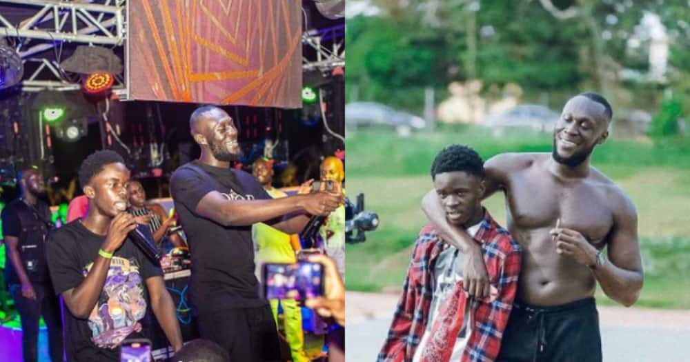 Yaw Tog: I made Stormzy popular in Ghana; many people did not know him (video)