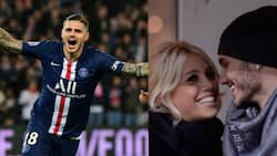 PSG Ace Mauro Icardi Back Together with Wife Wanda Nara After Couple Split for 2 Days