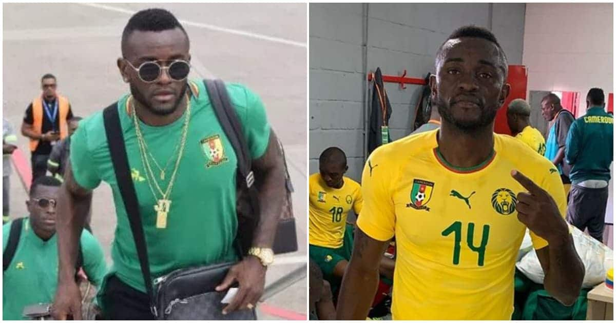 AFCON 2019: Panic as Cameroon forward pulls out of squad due to heart problem