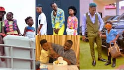 Fathers Day: Sarkodie, Stonebwoy, Dumelo, Shatta Wale, Medikal & 7 other top celebs serve daddy goals in photos and videos