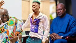 Next 4 years, he will come to power and even do worse - Shatta Wale subtly jabs Mahama over #fixthecountry campaign
