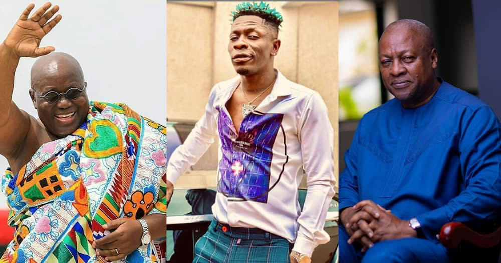 Shatta Wale says Mahama will come to Power next 4 Years to Perform Worse than Akufo-Addo