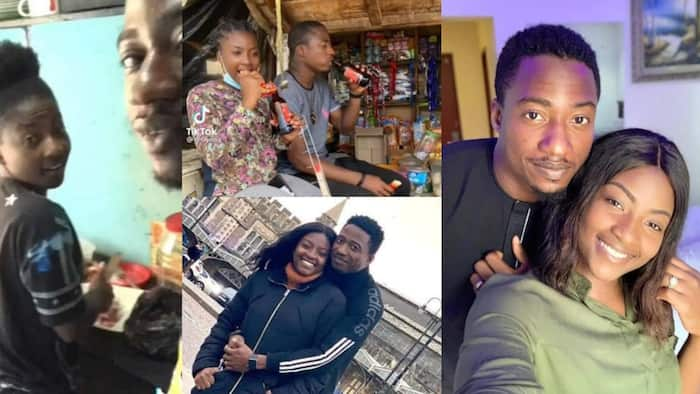 Couple who supported each other through hustles inspire many with then & now photos