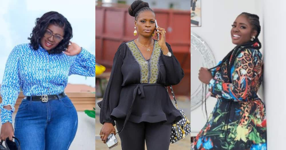 I won't call 2000 men just to know who fathered my child - Modi jabs Tracey Boakye in video