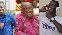 Agya Koo releases campaign song for NPP; performs for Akufo-Addo in new video