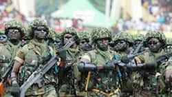 COVID-19: Ghana Armed Forces denies videos of soldiers in public domain are 'real'