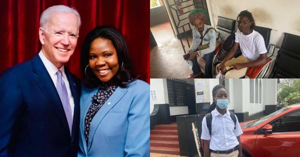 Joe Biden's national advisor joins support for rejected Rastafarians at Achimota