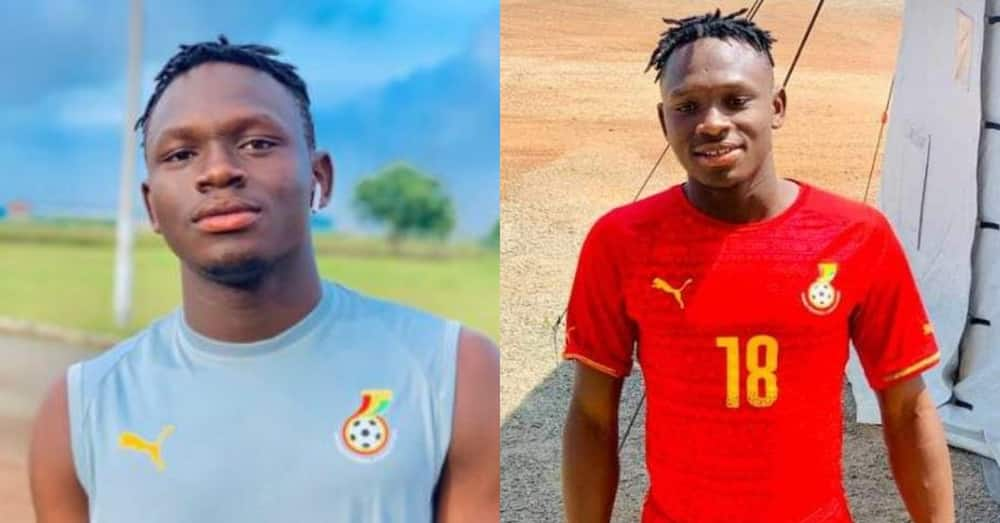 Meet the talented 17-year-old star called by CK Akonnor into the Black Stars