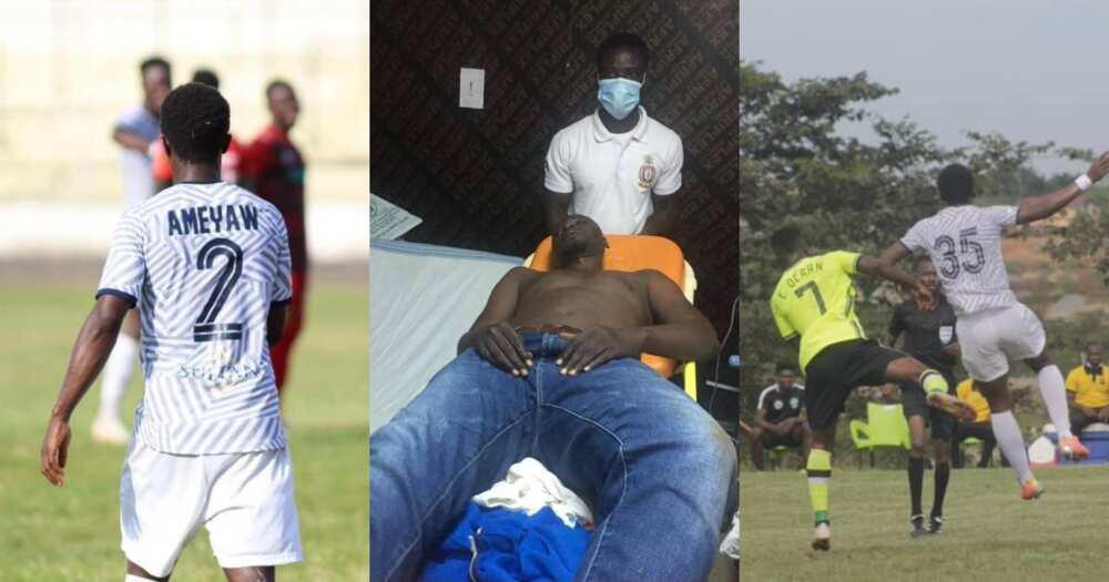 Berekum Chelsea assistant coach assaulted by Dreams FC fans