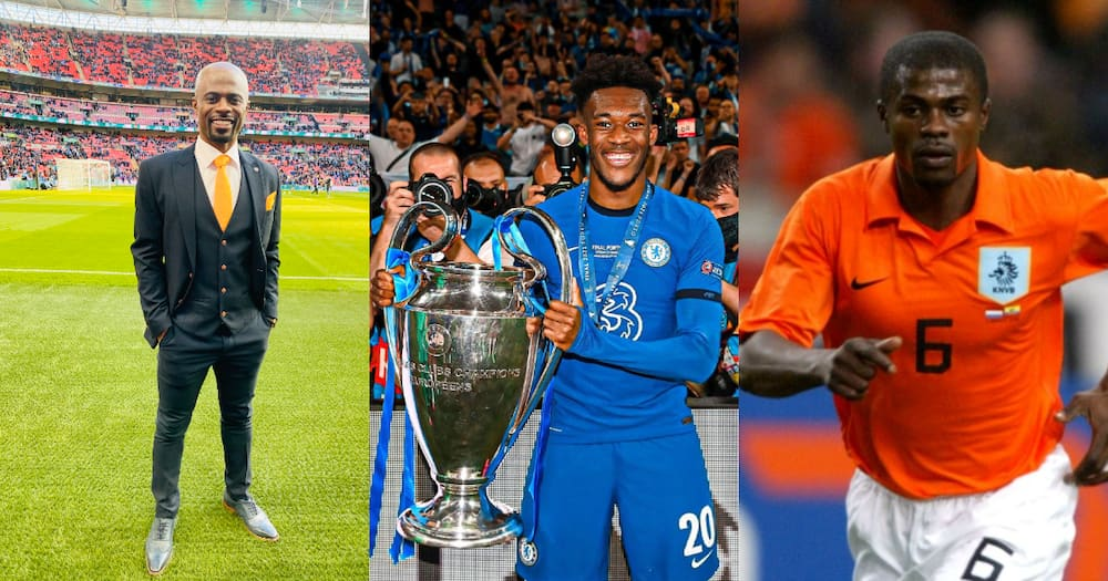 Ghana offers Hudson-Odoi better chance of playing at major tournaments - George Boateng