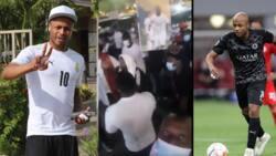 Ghanaian community in Qatar chant Andre Ayew's praises following his fine form at Al Sadd