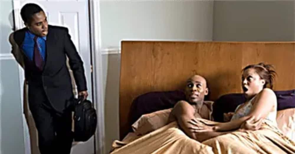 I'm marrying my girlfriend though she cheated on me - Man reveals