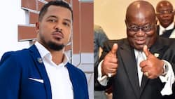 6 days to election 2020: Van Vicker campaigns for Akufo-Addo; states reasons