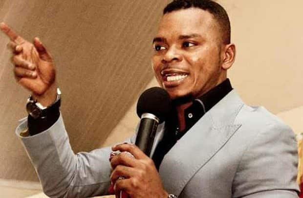 'Bring pictures of rich people so I charm and make them give you millions' - Bishop Obinim in new video