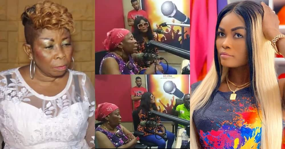 Shatta Wale's Mother Storms Hot FM Studio To Confront Magluv Dring Inerview; Video Drops