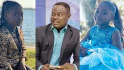 Odartey Lamptey's second daughter celebrates 5th birthday at Sogakope beach in 5 lovely photos