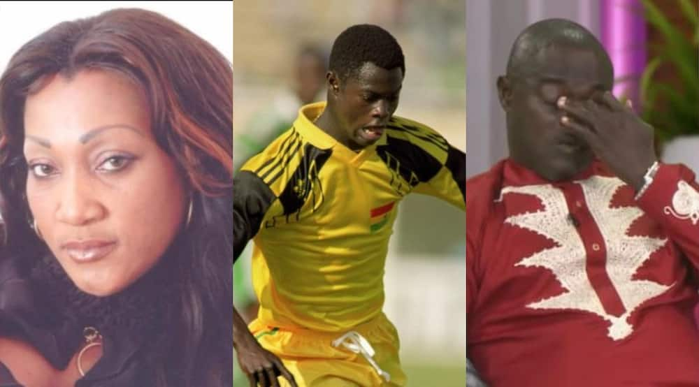 Getting married early destroyed my football career - Odartey Lamptey reveals