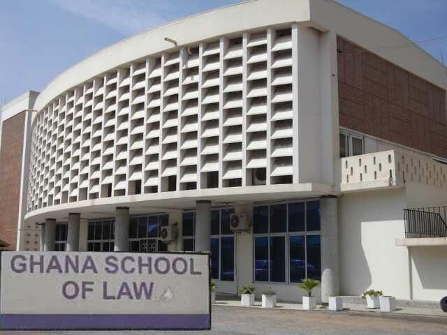 Ghana School of Law fees