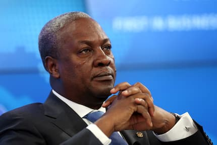 NDC presidential aspirant 'forces' party to investigate Mahama's campaign songs at congress
