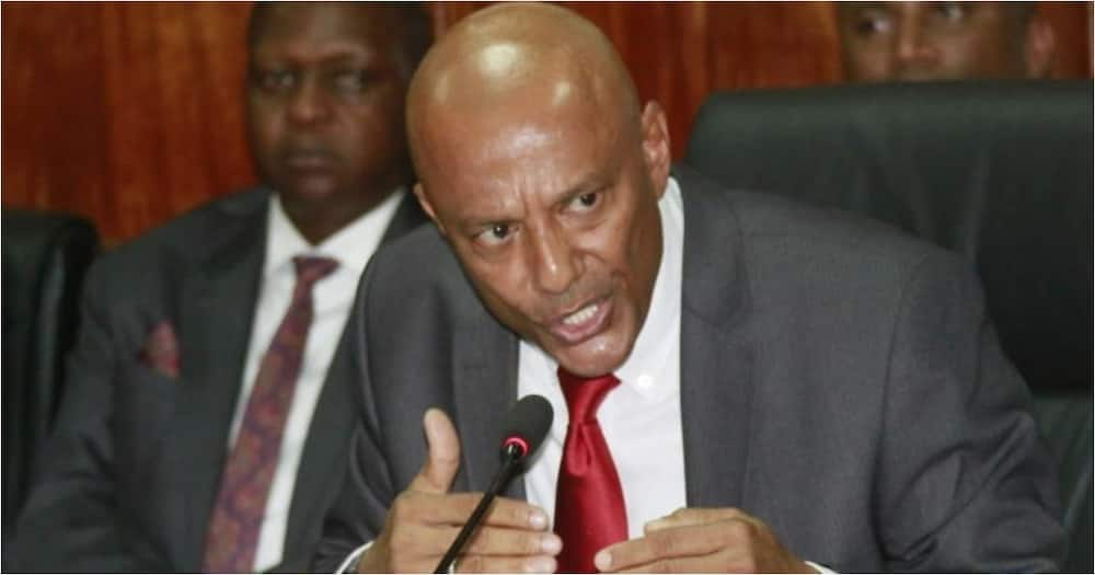 Audit clerk in trouble after amassing KSh 100M in 3 years despite earning KSh 53K monthly