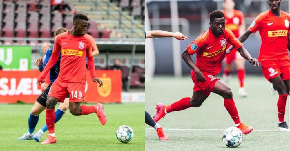 Kamaldeen Sulemana: 19-year-old Ghanaian footballer ranked best dribbler in Europe