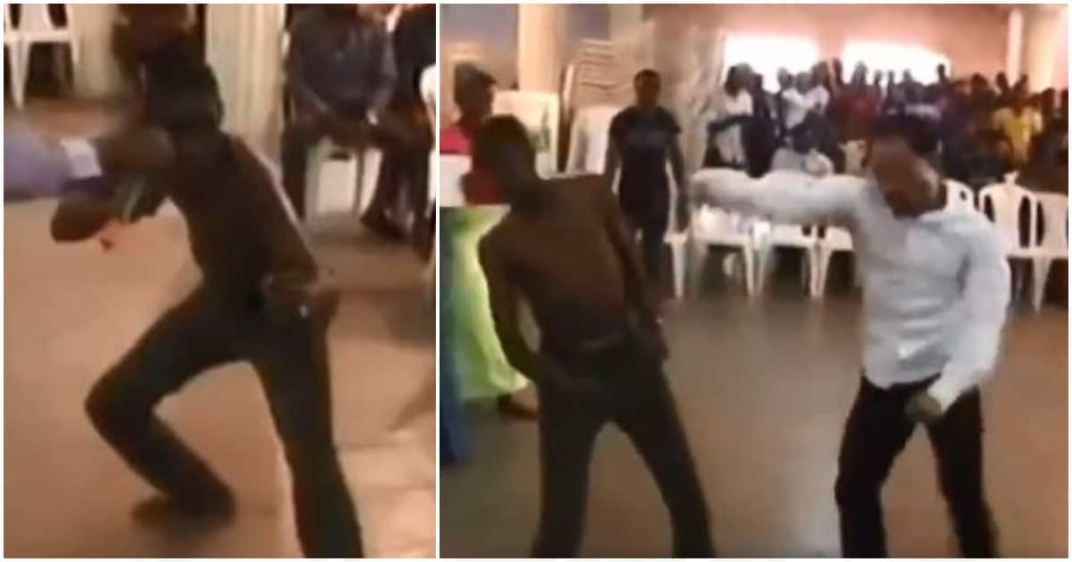 Popular prophet fights karate with possessed man during deliverance (video)