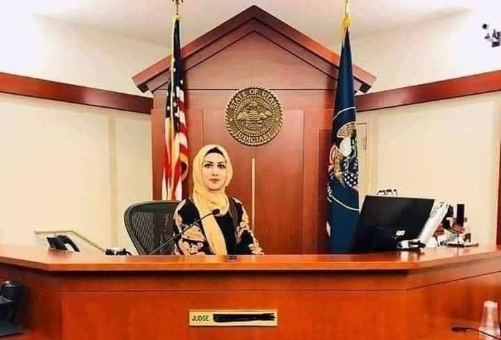 Raffia Arshad: Meet 1st hijab-wearing judge in UK