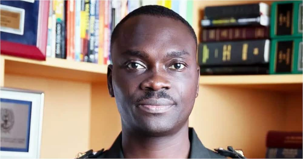 Captain Tonzua: Ghanaian soldier with Master's in Law Earns Scholarship to Study at University of Oxford