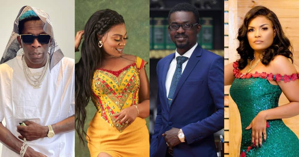 Shatta Wale's sister drops secret videos of how Michy caused her breakup with Shatta Wale